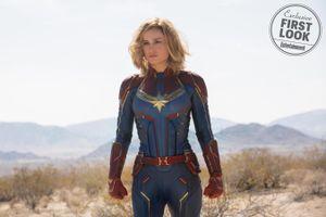 'Captain Marvel' tung hoành giữa không trung trong clip quảng cáo mới tại SuperBowl 2019