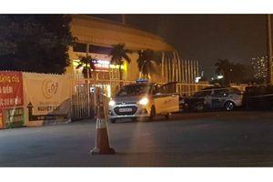Bắt được nghi can sát hại tài xế taxi trước cổng SVĐ Mỹ Đình