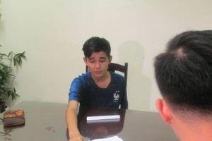 Vụ tài xế taxi bị cắt cổ ở Mỹ Đình: Lời khai khó ngờ của nghi phạm?