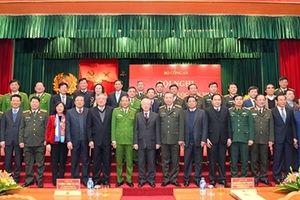 Nêu cao tính chủ động, bảo đảm an ninh và lợi ích đất nước