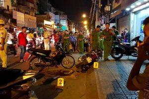 Hành trình truy bắt, buộc 2 tên cướp đâm nhiều hiệp sĩ thương vong ở TP.HCM phải đền tội