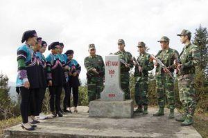 Xuân về với người lính biên phòng Lào Cai