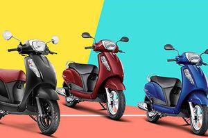 'Soi' xe ga giá rẻ Suzuki Access mới chỉ 18 triệu đồng