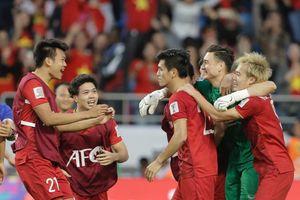 FIFA ca ngợi tuyển Việt Nam nổi bật nhất tại Asian Cup 2019