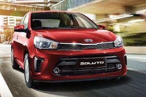 Kia Soluto ra mắt, cạnh tranh trực tiếp với Toyota Vios