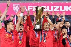 Nhìn lại chặng đường đỉnh cao của bóng đá Việt Nam 2018
