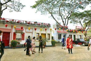 Đi đâu ở Sài Gòn trong dịp Tết?