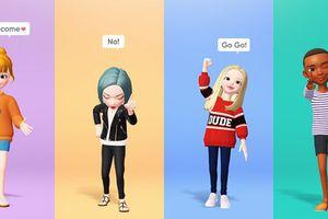 Thử chơi Zepeto, mạng xã hội phong cách 3D độc đáo dịp Tết