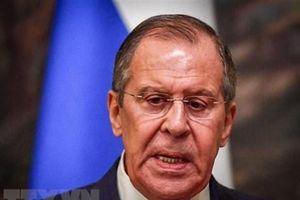 Nga khẳng định không can thiệp vào vấn đề nội bộ Trung Quốc