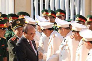 Thủ tướng Nguyễn Xuân Phúc xông đất TP. Đà Nẵng