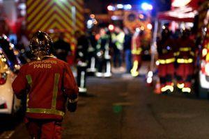 Paris: Hỏa hoạn kinh hoàng giữa đêm, nhiều người thương vong
