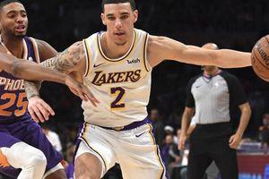 LaVar Ball chỉ muốn con trai thi đấu cho Suns nếu rời Lakers