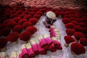 Hương Quảng Phú Cầu: Mùi Tết, mùi Xuân về