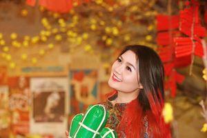 Triệu Trang cùng học trò tung album 'Tình xuân' mừng Tết Kỷ Hợi