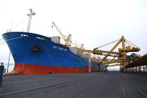 TKV rót hơn 40 nghìn tấn than trong ngày đầu năm mới 2019