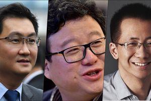 Loạt tỷ phú Trung Quốc sinh năm Hợi