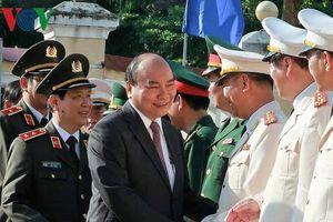 Thủ tướng Nguyễn Xuân Phúc thăm, chúc Tết thành phố Đà Nẵng