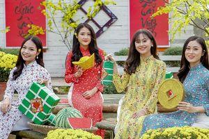Điểm danh những điểm chụp ảnh Tết siêu đẹp chỉ có ở Hà Nội