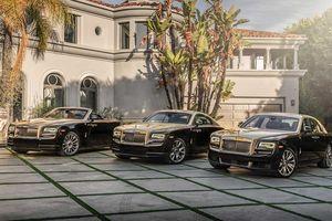 Dàn xe Rolls-Royce bản đặc biệt chào Tết Kỷ Hợi