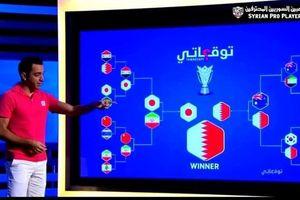 Xavi: 'Họ nói tôi bị điên khi dự đoán Qatar vô địch Asian Cup'