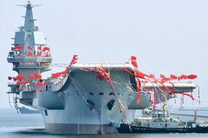 Trung Quốc sẽ đóng 4 tàu sân bay hạt nhân để cạnh tranh với Mỹ