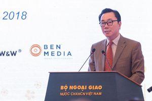 Đại sứ Phạm Sanh Châu: Đất nước là nơi tôi được 'về nhà'