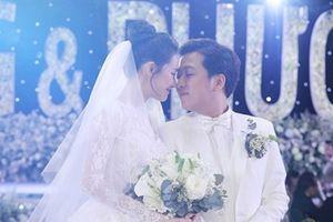 Những đám cưới 'hot' nhất showbiz Việt năm qua