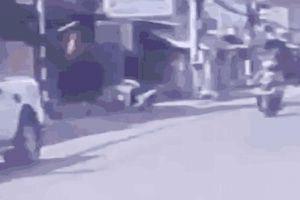 Thông tin mới nhất vụ va chạm với bé trai sang đường, người phụ nữ bị tát cú 'trời giáng'