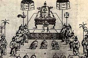 Chuyện xảy ra ở Đại Việt năm Kỷ Hợi cách đây 300 năm