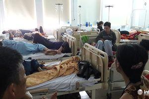 Đón Tết ở bệnh viện: Chúng tôi vui vì được xem bắn pháo hoa