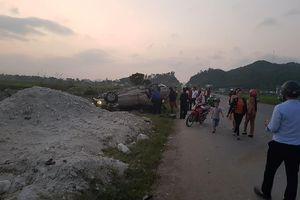 Tai nạn trên quốc lộ ở Nghệ An, nam thanh niên tử vong tại chỗ
