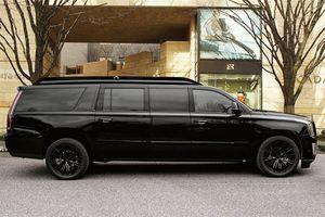 SUV Lexani Cadillac Escalade 'độ' limousine bọc thép