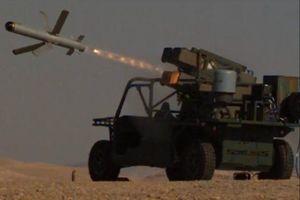 Israel phát triển tên lửa hạng nhẹ gắn trên xe cơ giới theo kinh nghiệm Syria, Iraq