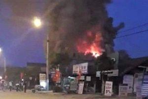 3 vụ cháy liên tiếp trong 2 ngày Tết ở Bắc Kạn