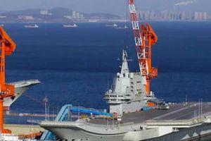 Đâu là điểm 'chí mạng' cho tham vọng hạm đội 6 tàu sân bay của Trung Quốc?