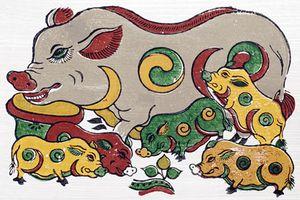 Những điều hay ho về hình tượng con lợn trong văn hóa Việt