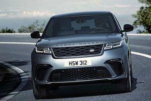 Range Rover Velar nhanh và mạnh nhất giá 2,58 tỷ đồng