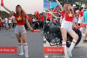 'Mặt thật' của các hot girl mạng khi chưa qua photoshop