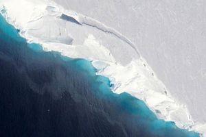 Phát hiện lỗ hổng chứa 14 tỷ tấn băng dưới đáy sông ở Nam Cực