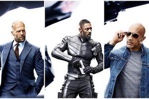 Ngoại truyện Fast & Furious chính thức tung trailer đầu tiên