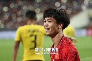 Công Phượng đại náo Incheon United, ký hợp đồng 1 năm