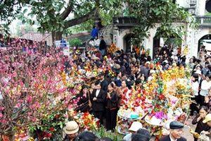 Thơ Tết: Cảnh chùa ngày Xuân