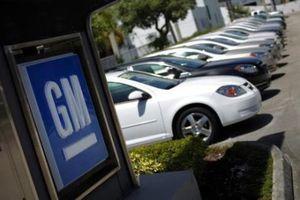 General Motors công bố lợi nhuận lạc quan hơn mong đợi