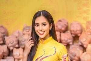 Hoa hậu Trần Tiểu Vy: Cái Tết của hoa hậu sẽ rất khác!