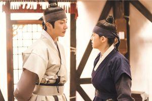 'Haechi': Dù đã có vợ, Hoàng tử Jung Il Woo vẫn say đắm cô kỹ nữ Go Ara