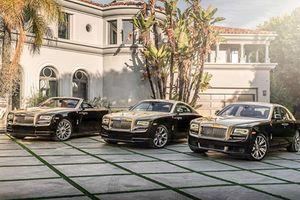 Rolls-Royce trình làng bốn phiên bản đặc biệt mừng Tết Kỷ Hợi