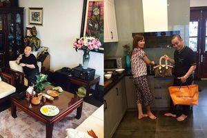 Cận cảnh căn nhà khang trang, sang trọng của vợ chồng danh hài Xuân Hinh