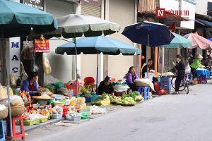 Hà Nội: Giá thực phẩm tăng nhẹ