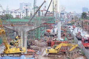 Gỡ 'nút thắt' cầu cạn Mai Dịch – Nam Thăng Long: Sẵn sàng thi công xuyên Tết