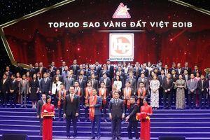Tập đoàn Hải Phát: Nhận giải thưởng Sao Vàng Đất Việt 2018